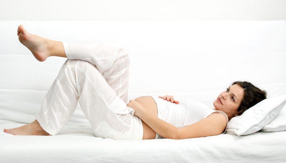 Tengo micción frecuente al comienzo del embarazo