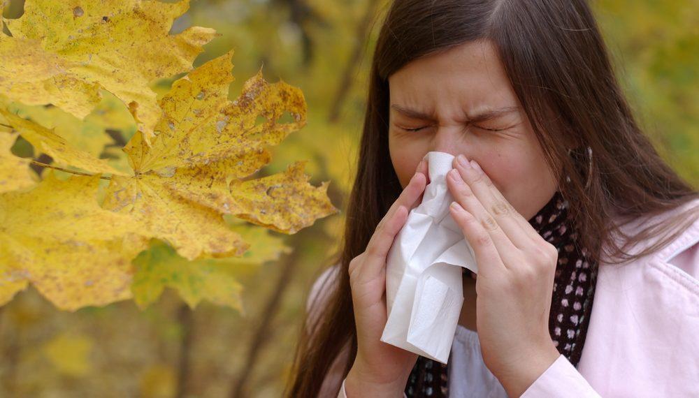 congestion nasal con sangre en el embarazo