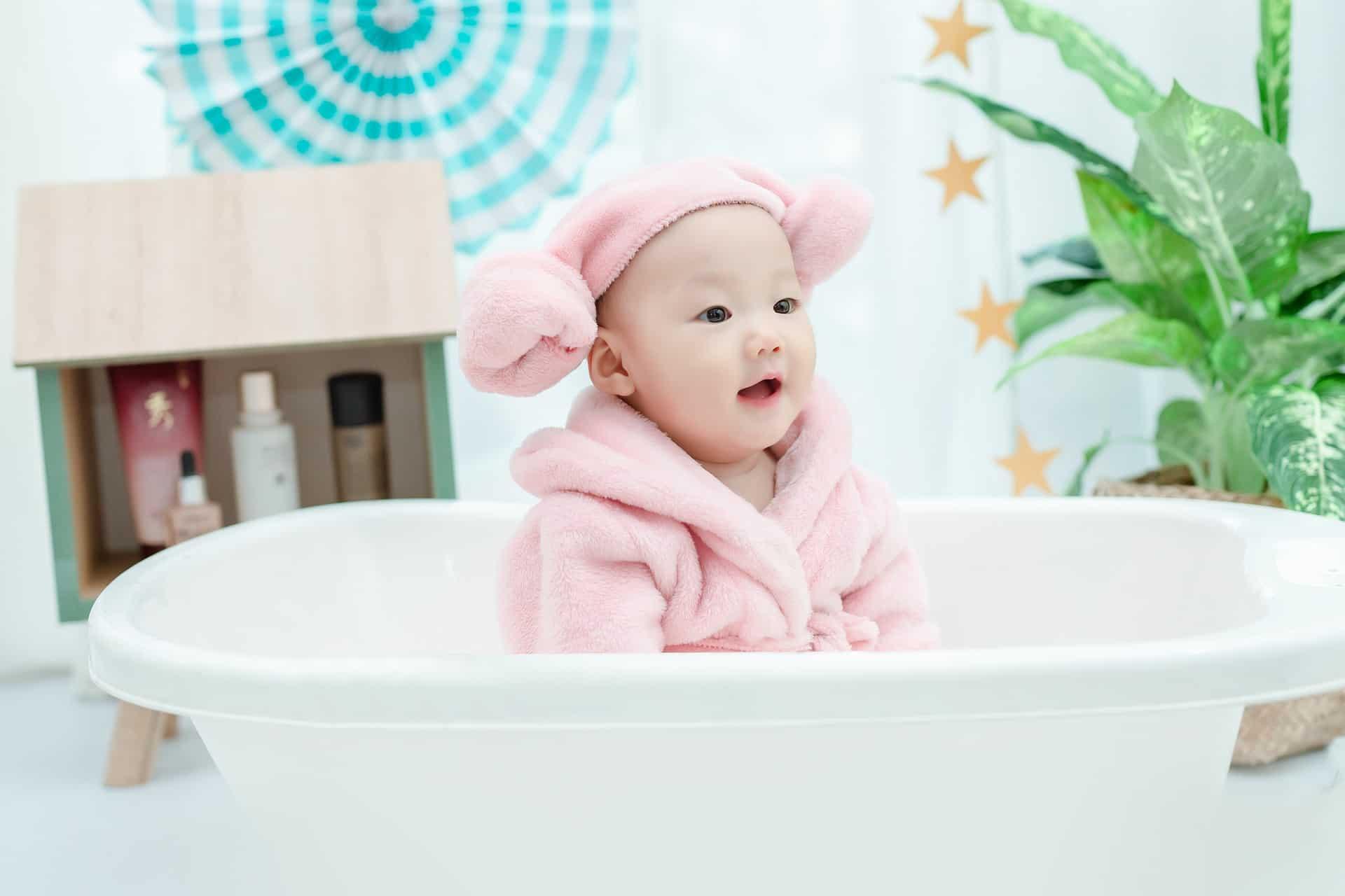 Bañera o tina grande