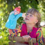 Juegos de roles en niños