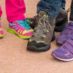 Los zapatos más recomendados para niños
