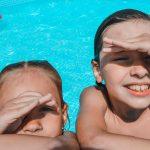 Seguridad en piscinas con niños