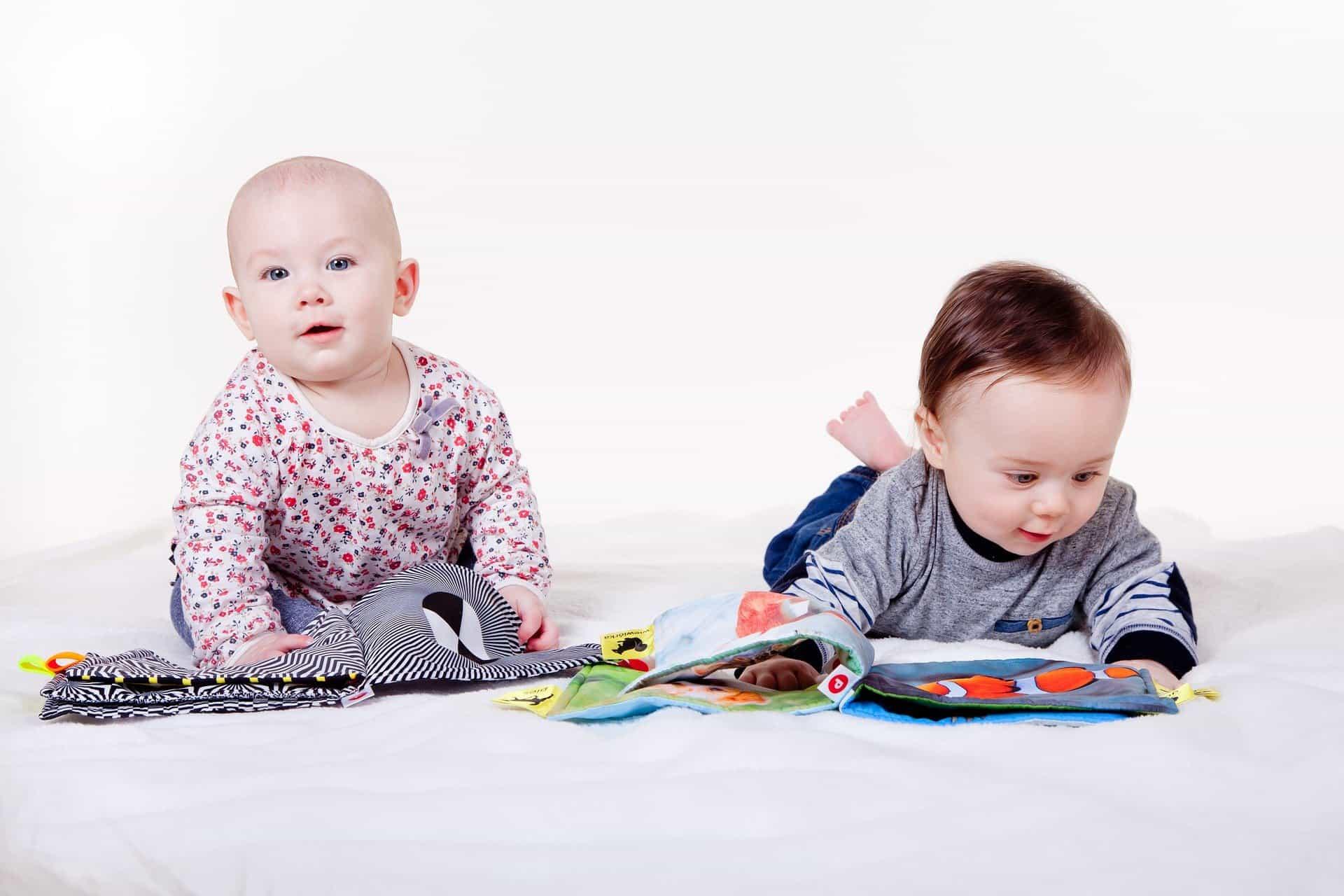 Estimulación en niños de 1 a 2 años