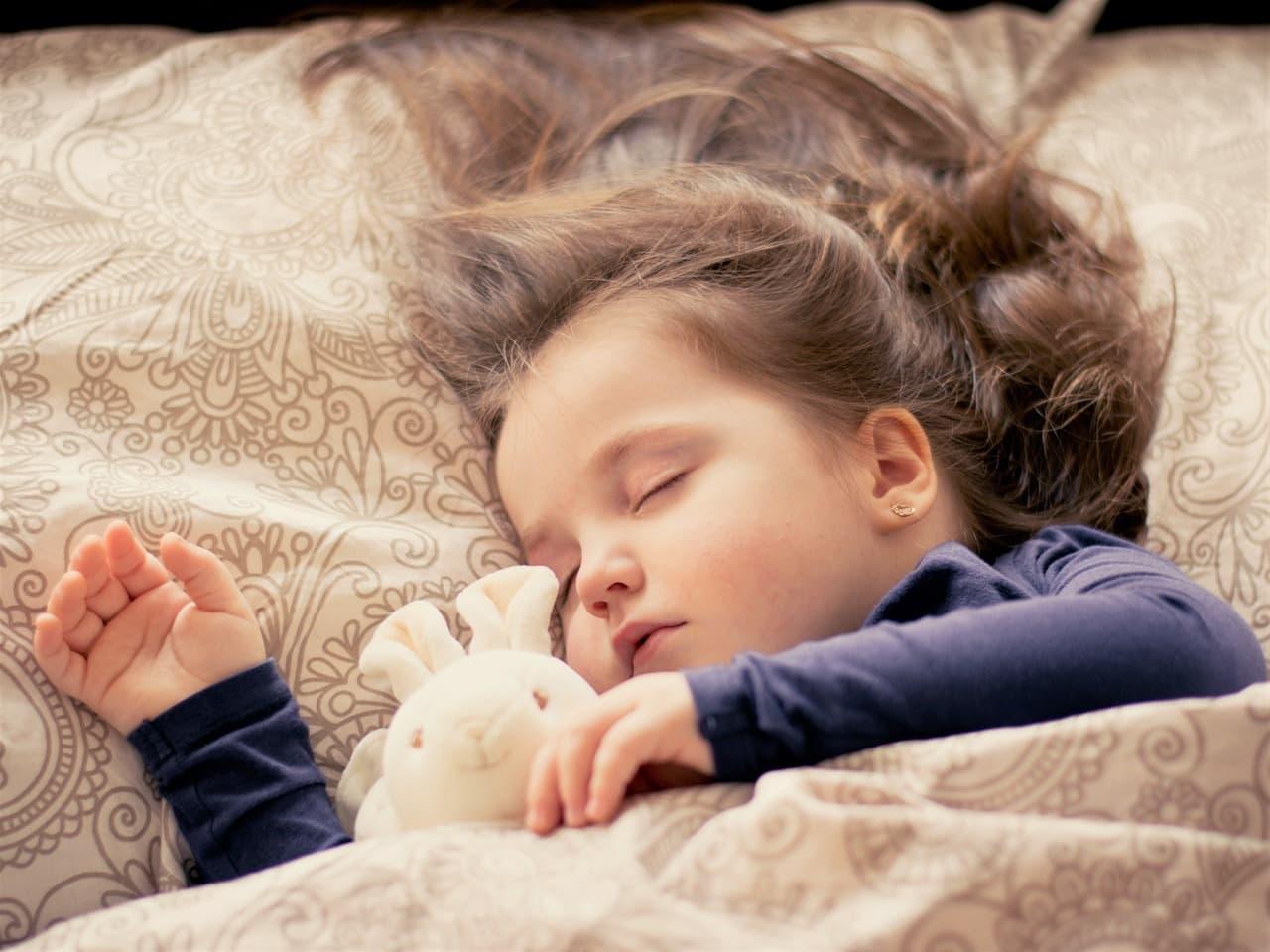 Habitos de dormir saludables para niños
