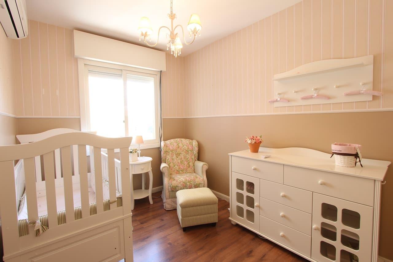 Dormitorio más seguro para el bebé